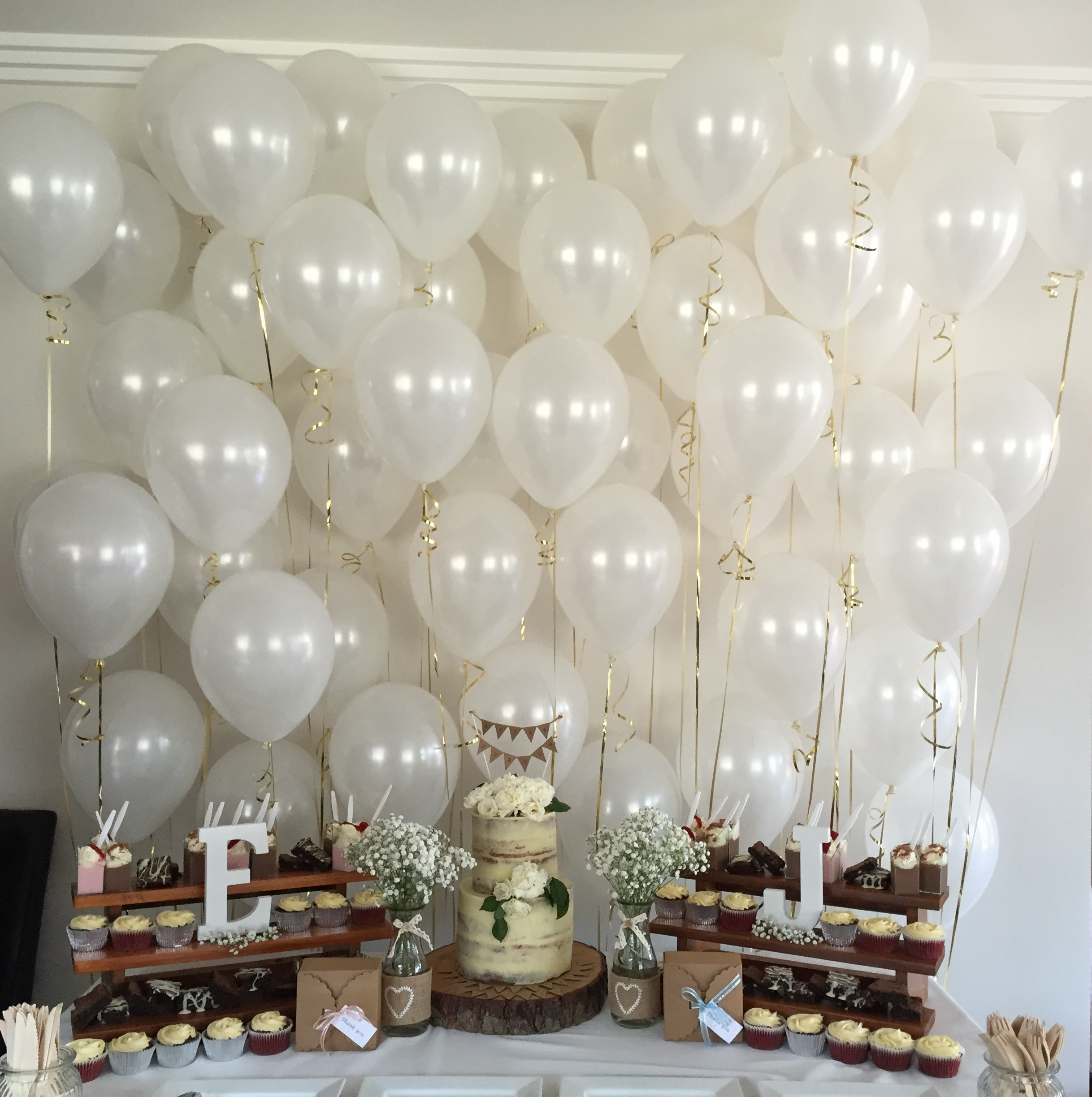 A Classic Christening - Lily and Love Events